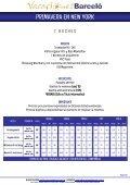 Estados Unidos Circuitos   Tarifas - Page 4