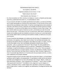 TESTIMONIOS SELECTOS TOMO 3.pages - Mas Allá Del Sol ...