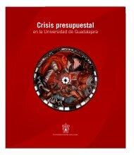 Crisis presupuestal - La gaceta - Universidad de Guadalajara