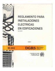 R-003 - Ministerio de Obras Públicas y Comunicaciones
