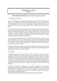 d iii – 1999 – nº 1631.anexo a - Organismos