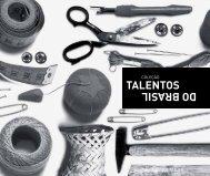 Catálogo 2009 - Talentos do Brasil