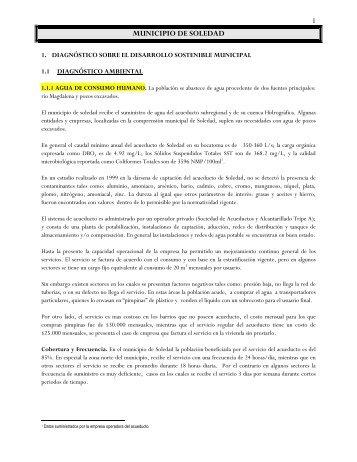 municipio de soledad - Corporación Autónoma Regional del Atlántico