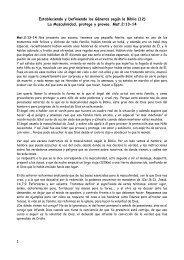 12 La Masculinidad, protege y provee - Iglesia Evangélica de la ...