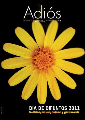 DÍA DE DIFUNTOS 2011 - Revista Adiós