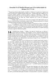 Parashah 16 B'shallaj.pdf - Wisdom In Torah