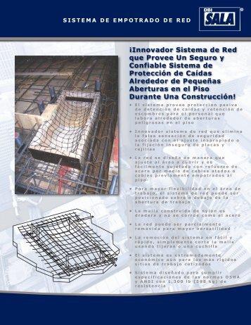 ¡Innovador Sistema de Red que Provee Un Seguro ... - Capital Safety