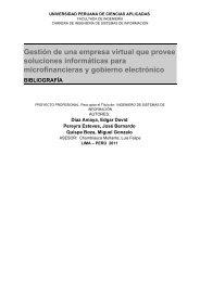 Gestión de una empresa virtual que provee soluciones informáticas ...
