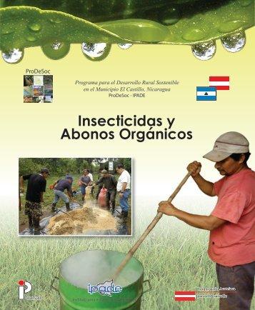 Insecticidas y Abonos Orgánicos - Ipade