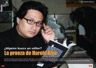 La proeza de Harold Alva - Generaccion.com