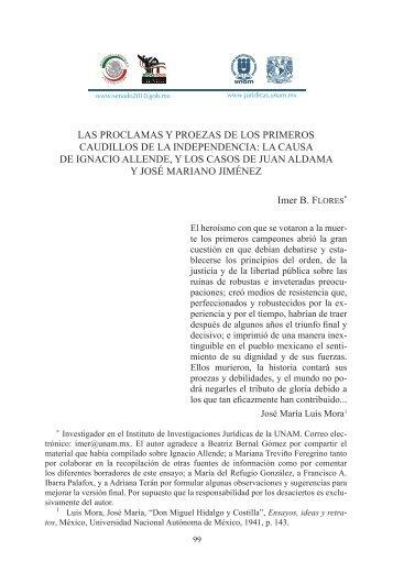 las proclamas y proezas de los primeros caudillos - Biblioteca ...