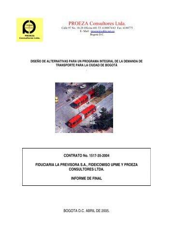 PROEZA Consultores Ltda. - SI3EA