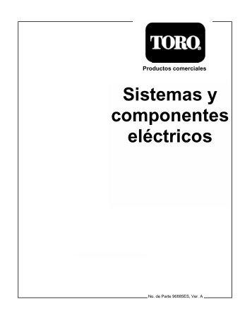 Sistemas y componentes eléctricos - Toro