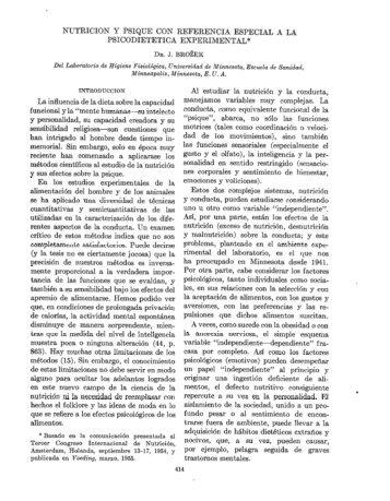NUTRICION Y PSIQUE CON REFERENCIA ... - PAHO/WHO