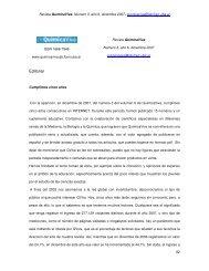 FCEN-UBA | Química Viva Vol 6 Nº 3 Revista electrónica de Ciencia ...