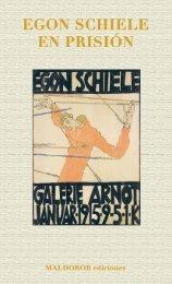 Egon Schiele - Maldoror Ediciones