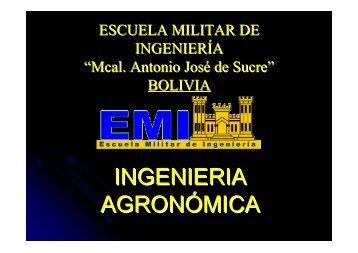 S - Biblioteca Virtual EMI - Escuela Militar de Ingeniería