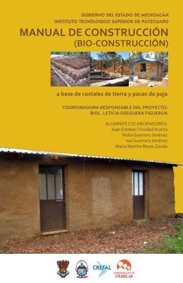 MANUAL DE CONSTRUCCIÓN - Por iniciar...