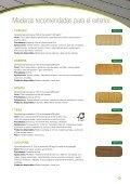 Catálogo de Madera y elementos para el exterior - Gabarró - Page 5