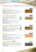 Catálogo de Madera y elementos para el exterior - Gabarró - Page 6