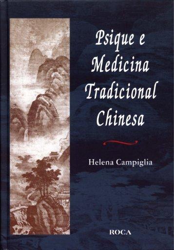 Psique e Medicina Tradicional Chinesa - PSICOLOGIA ORIENTAL