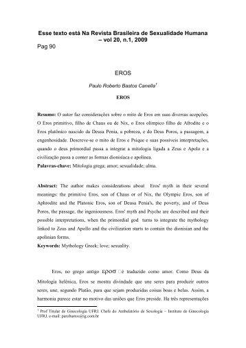 veja o artigo completo aqui - Sociedade Brasileira de Estudos em ...