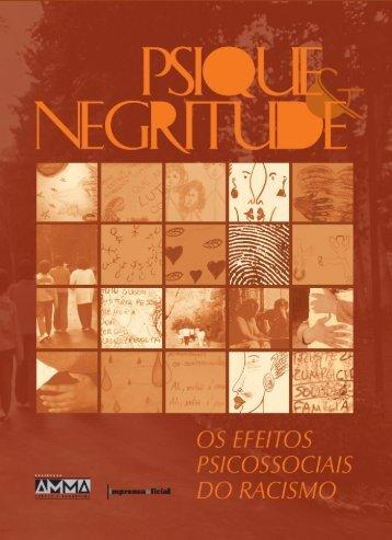 Instituto AMMA - Psique & Negritude - Imprensa Oficial