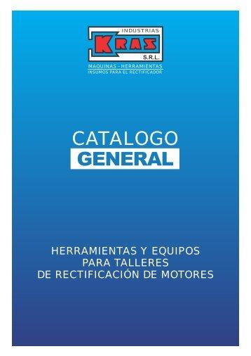 interior catalogo herramientas 2010 (nuevo) - INDUSTRIAS KRAS