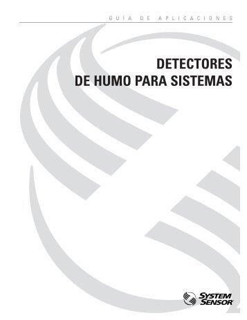 Especificaciones para ing - Detectores de humo ...