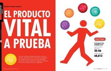 Estudio de calidad: Condones - Revista del Consumidor