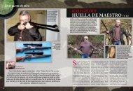 HUELLA DE MAESTRO (Y II) - Agrestecaza.com