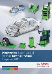 Diagnostics Bosch para el taller de hoy y del ... - Bosch Argentina