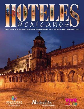 Edición 608 Descargar PDF - Asociación Méxicana de Hoteles y ...