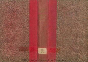 ®Biblioteca Nacional de Colombia