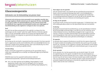 Print - Tergooiziekenhuizen
