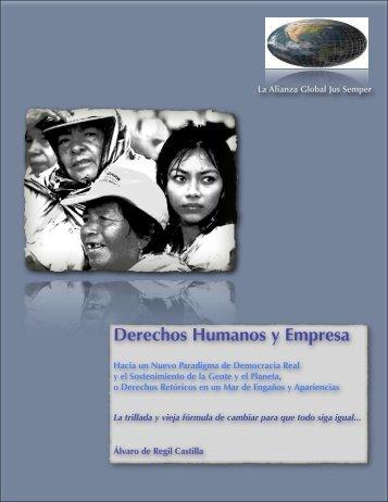 Derechos Humanos y Empresa - The Jus Semper Global Alliance