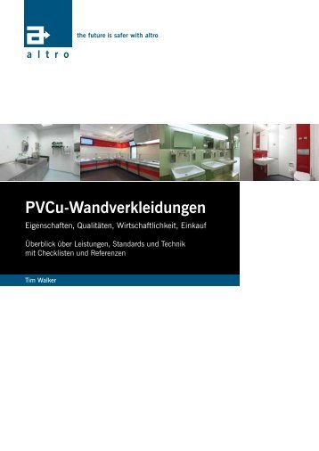 Pvcu-Wandverkleidungen