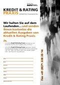 KREDIT & PRAXIS RATING - Karin H. Schleines - Page 4
