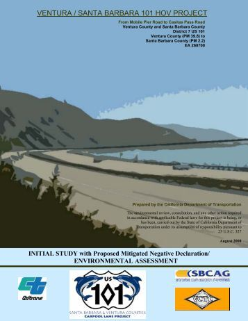 Chapter 1 - Caltrans - State of California