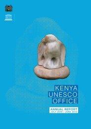 2009-2010 - Kenya Unesco