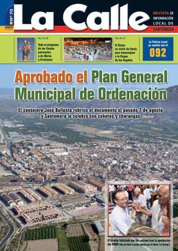septiembre 2008 - Revista La Calle