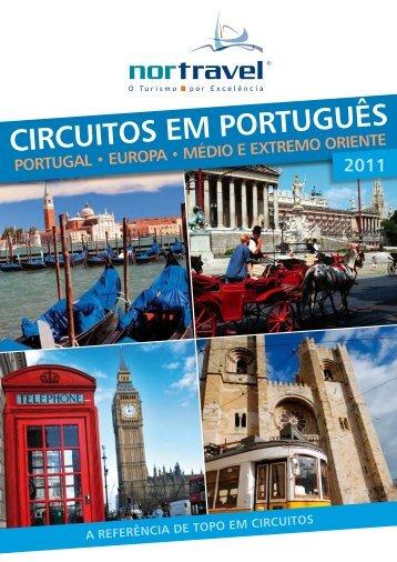 CIRCUITOS EM PORTUGUÊS - Nortravel
