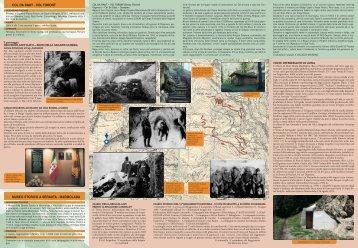 Digonera Col da daut - Ecomuseo grande guerra