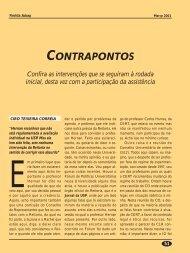 CONTRAPONTOS - Adusp