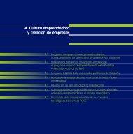 4. Cultura emprendedora y creación de empresas - Fundación ...