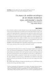 Un marco de análisis sociológico de los miedos modernos - Revista ...