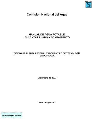 Comisión Nacional del Agua - Conagua