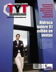 Hidroca quiere $1 millón en ventas - TYT EnLinea.com