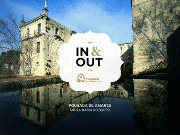In & Out da Pousada de Amares - Pousadas de Portugal