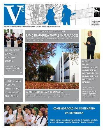 2011 esMc inAugurA novAs instAlAções